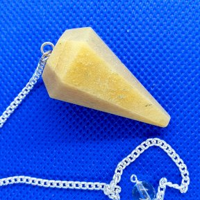 Pendulum / Dowser - Honey Calcite PD11