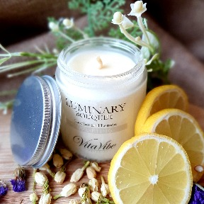 Buy Candles & Holders products from The Calm Necessities, Dorset, UK