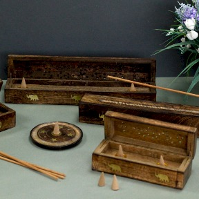 Buy Incense Accessories products from The Calm Necessities, Dorset, UK